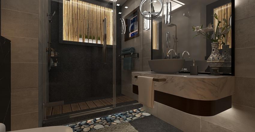 Villa 360 Interior Design Render