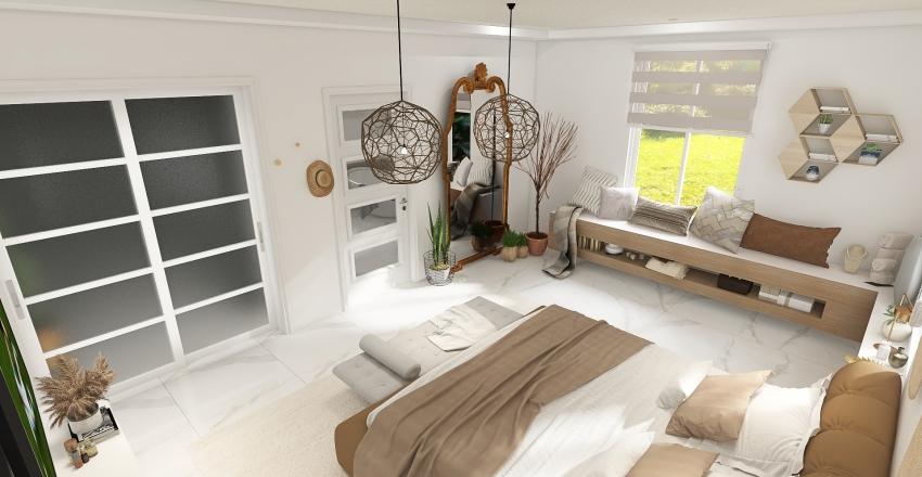Paul project Interior Design Render