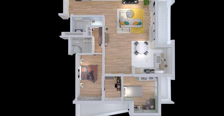 Copy of laisa Interior Design Render