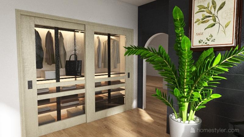 habit for humanity Interior Design Render