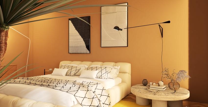 Penthouse 66 Interior Design Render
