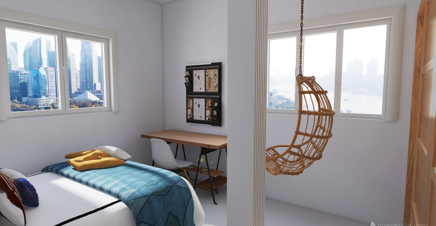 v2_CASA Interior Design Render