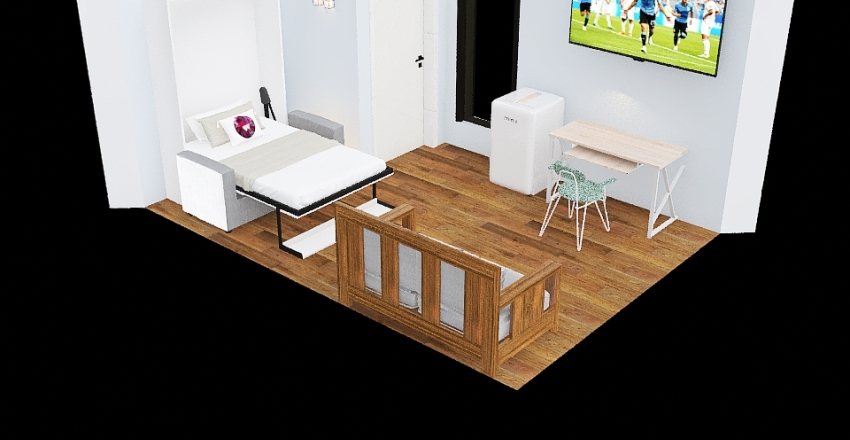 Ideal Design Interior Design Render