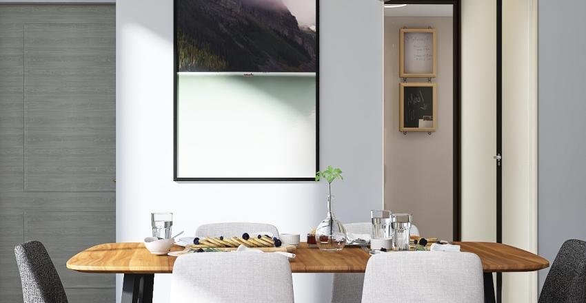 DEPA ALEJANDRA Interior Design Render