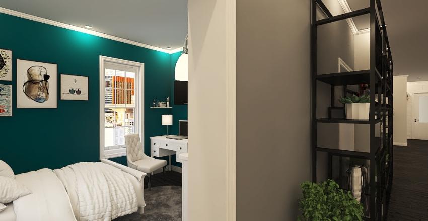 projeto 01 Interior Design Render