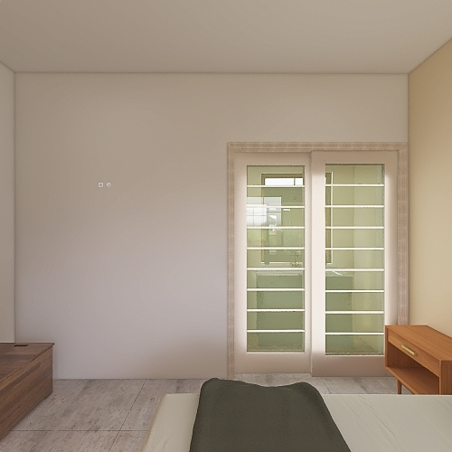 D's layout of Portugal home Interior Design Render