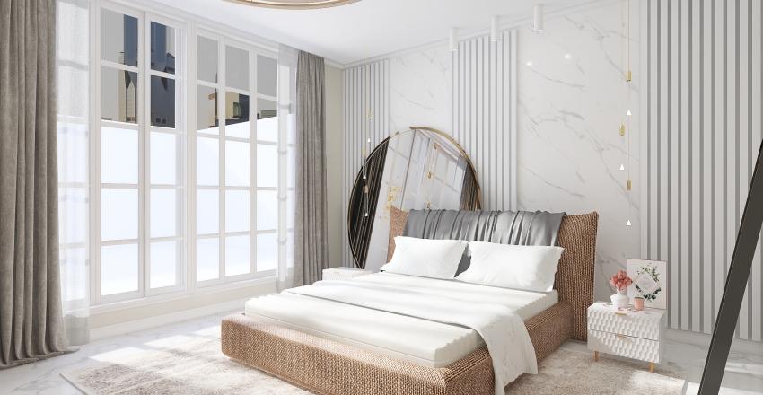 second floor Interior Design Render