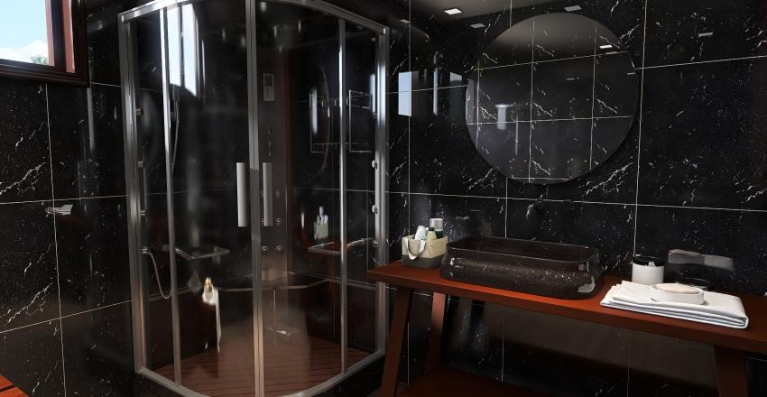 Mark's Place Interior Design Render