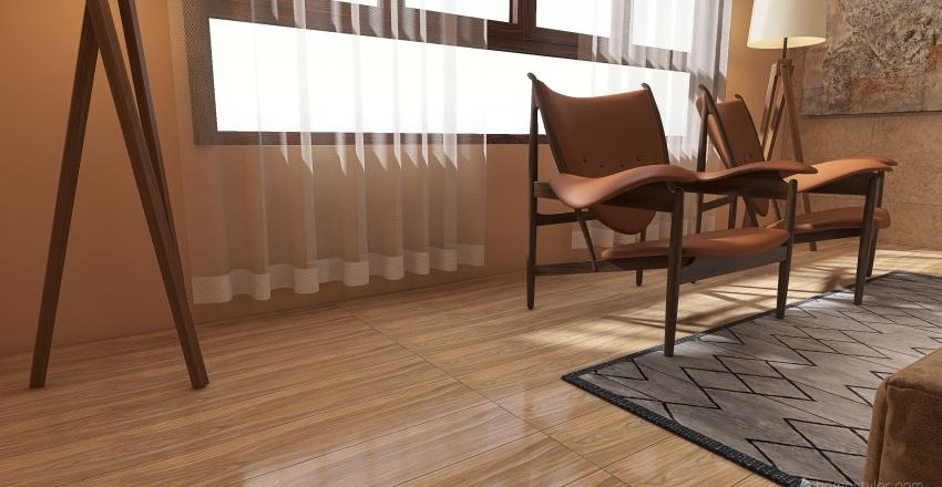 Desert song Interior Design Render