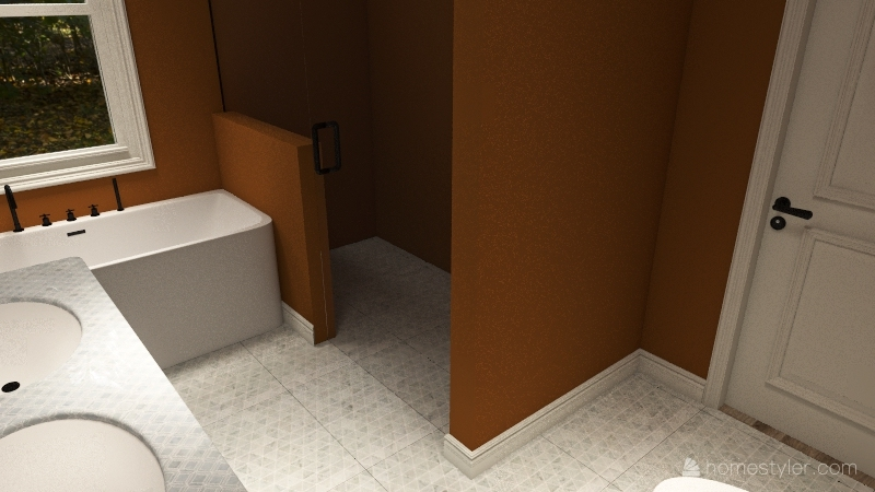 2583 House Interior Design Render