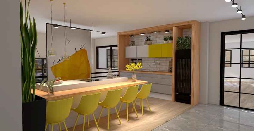 we 2 Interior Design Render