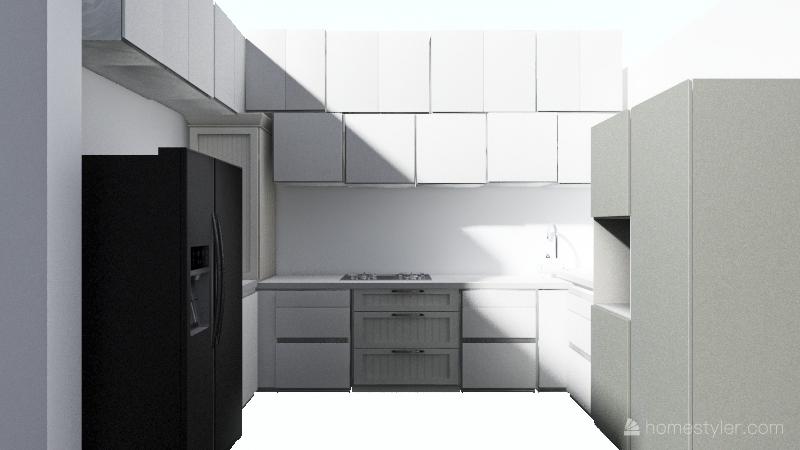 Siva-301 Interior Design Render