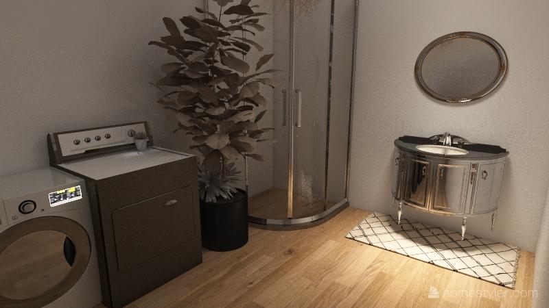 Mama's House (No outdoor Desing) Interior Design Render