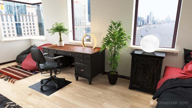 istaba Interior Design Render