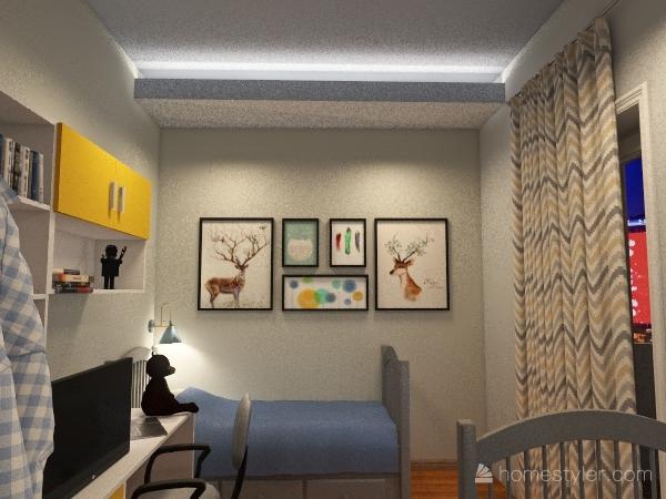 Via Treviso_versione 3_ Interior Design Render