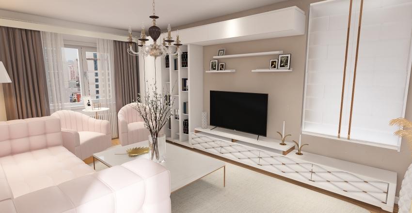 Proiect Living Sibiu Interior Design Render