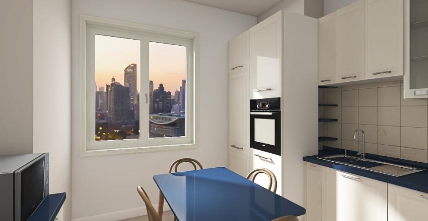 casa lambrate misure esatte Interior Design Render