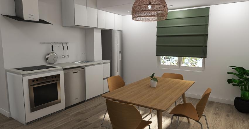 Pere Garau ultima Reforma Interior Design Render