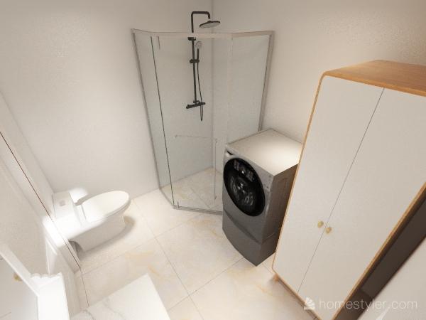 TinyHouse Interior Design Render