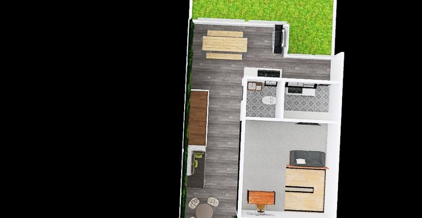 v2_Roof Interior Design Render