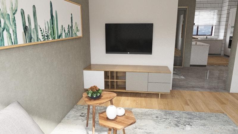 jyu Interior Design Render
