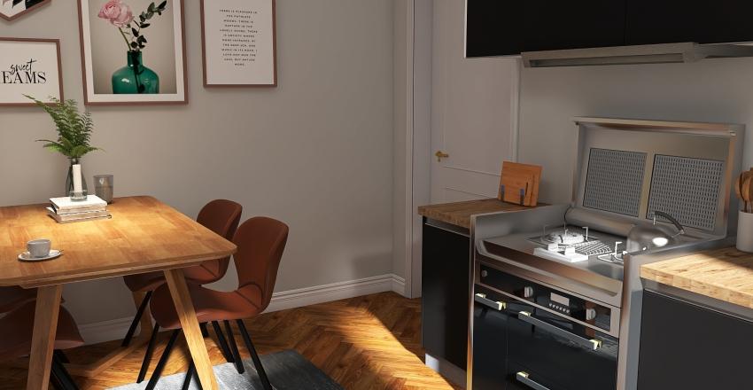 Sidney Road, St Margarets Interior Design Render