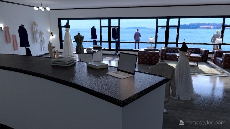 Eddie & Zavid's Interior Design Render