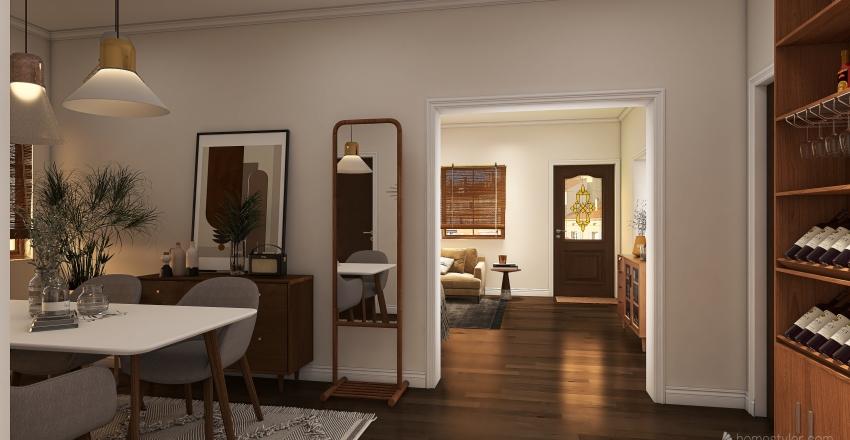 Hillrose Sears Interior Design Render