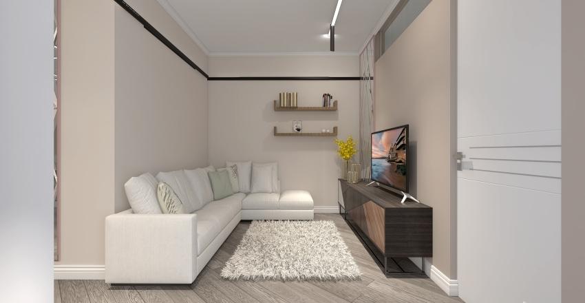 Королев план 3 дверь в гостиную Interior Design Render