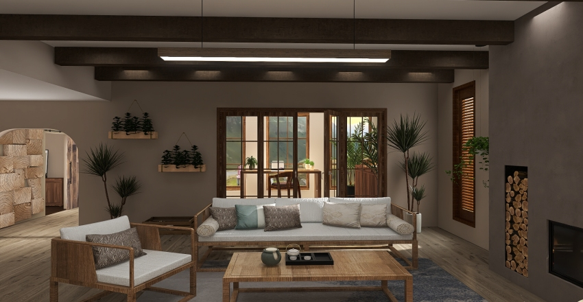 #13. Interior Design Render