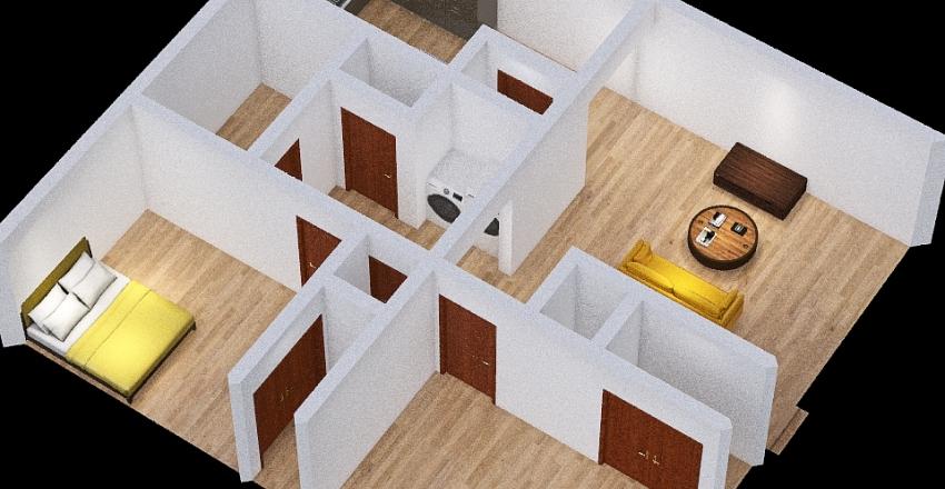 31x35 Interior Design Render