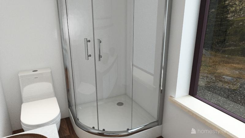 small home! Interior Design Render