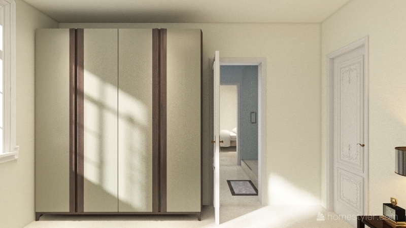 Roma Interior Design Render