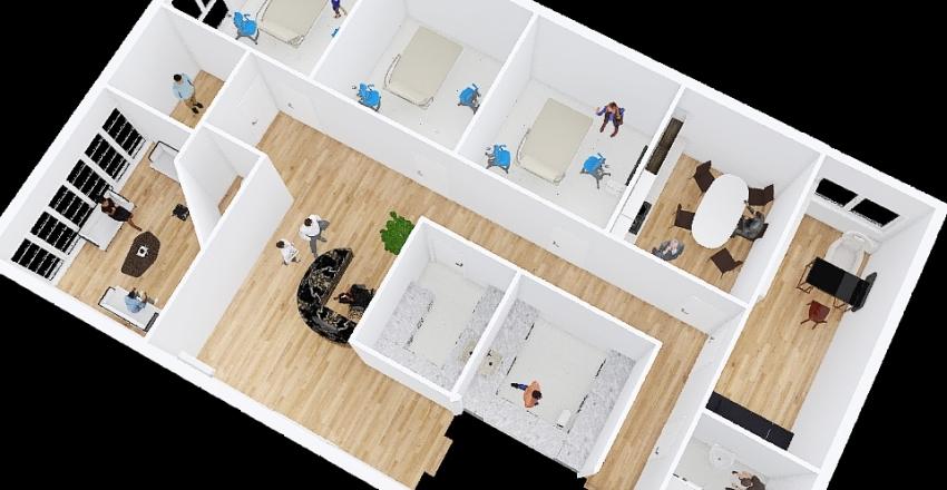 PlanD Interior Design Render