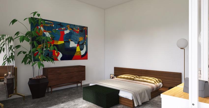 Pershing 101 Interior Design Render