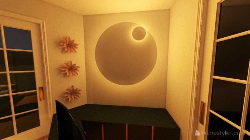 ONA old Interior Design Render