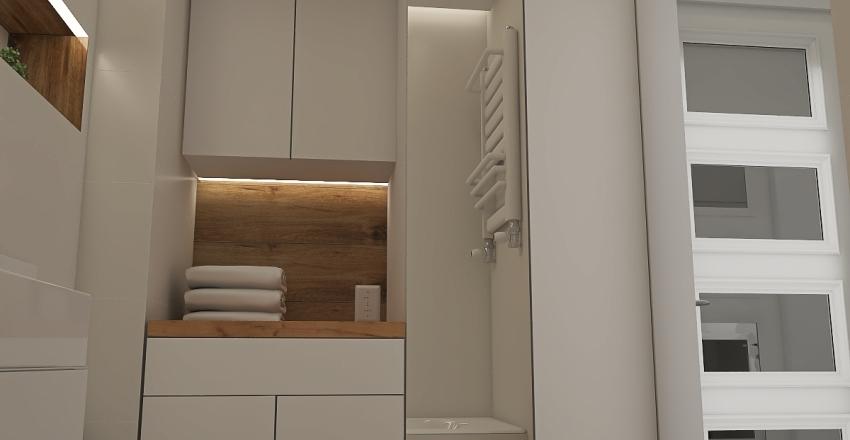 Mieszkanie v17 Interior Design Render