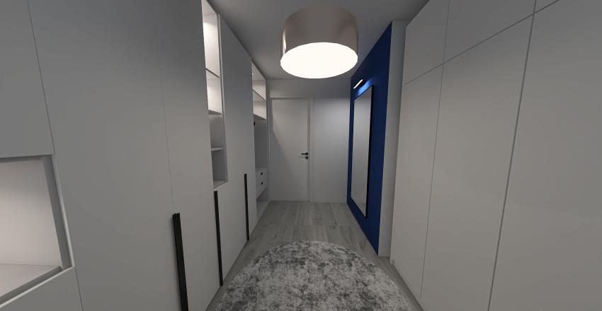 Dom Pani Asi Interior Design Render