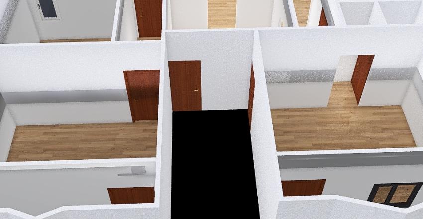 Ahmed Khalifa Home Interior Design Render
