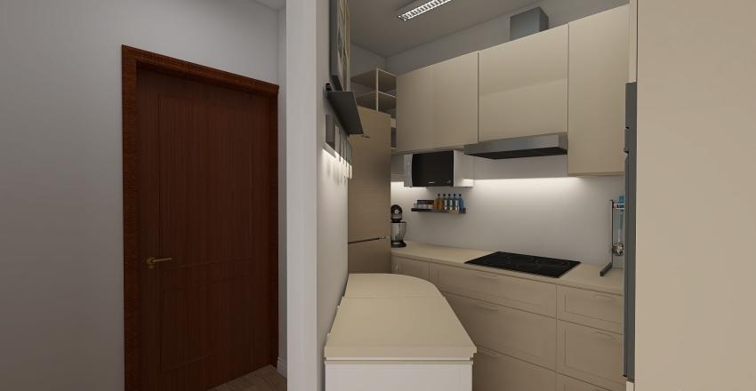 Чурилово план 3 Interior Design Render