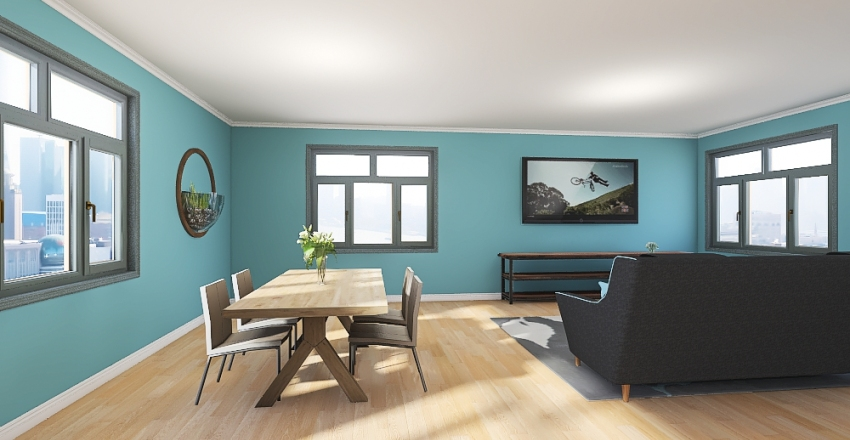 Reno Interior Design Render