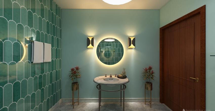 Home R&E Interior Design Render