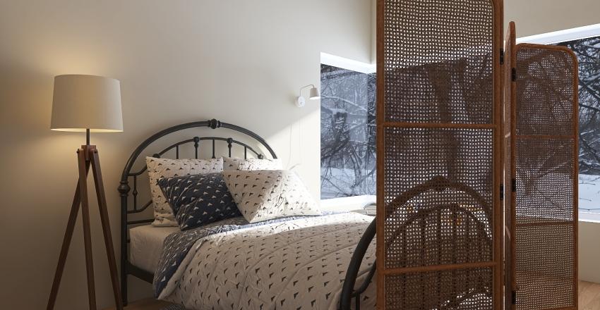 Studio Eco home Interior Design Render