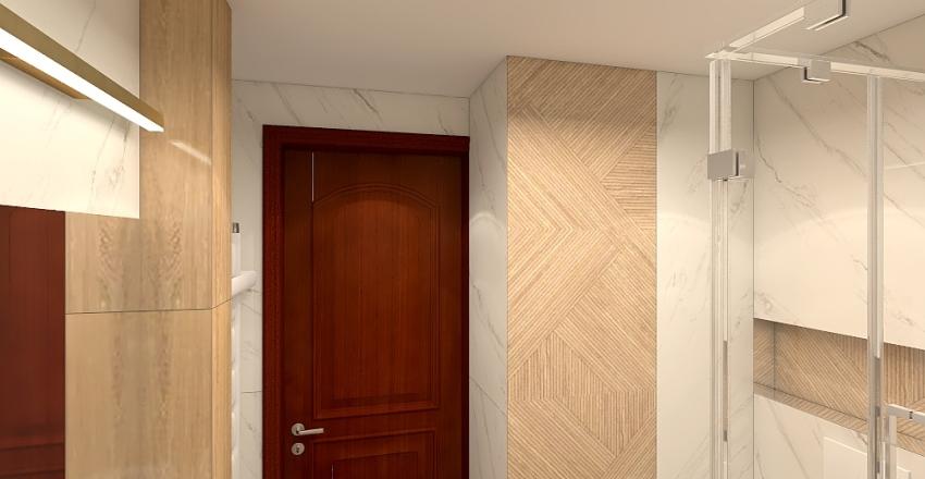 lazienka Lubin 01 Interior Design Render