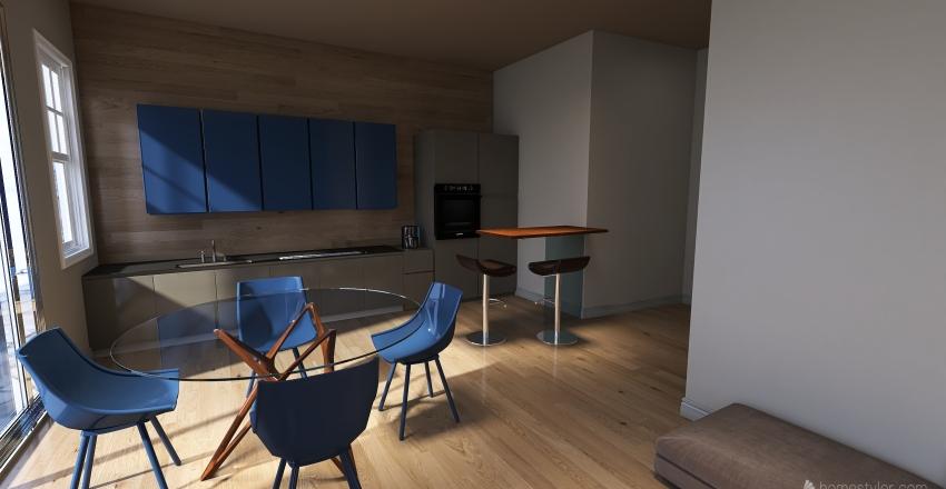 Luca Interior Design Render
