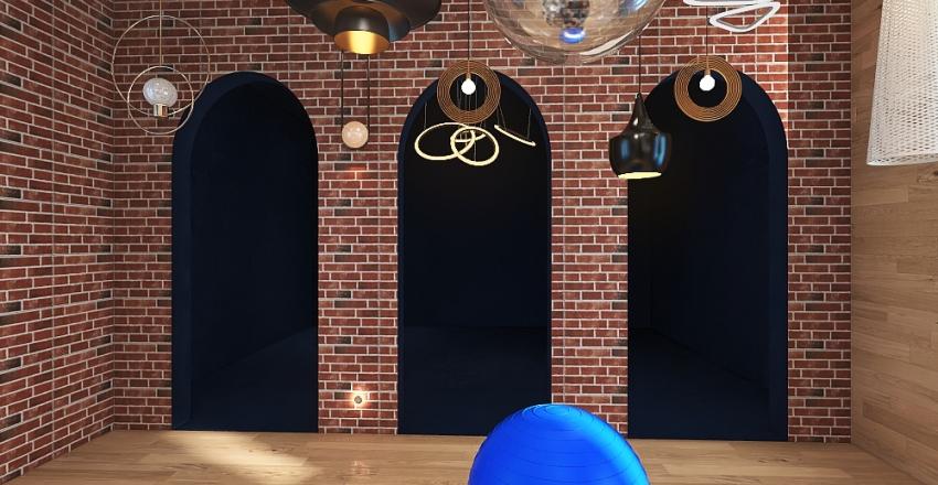 индиго Interior Design Render
