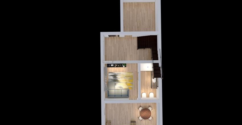 Duplex Fagaras Interior Design Render