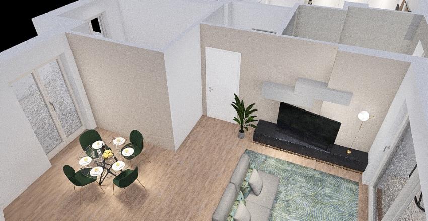 v2_Julius 3_copy Interior Design Render