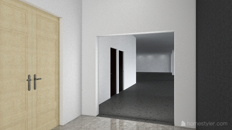 副本-Chilly6A_需求设计-L办公位 Interior Design Render