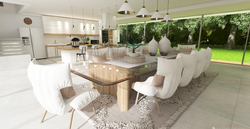 Aero Ville  Interior Design Render